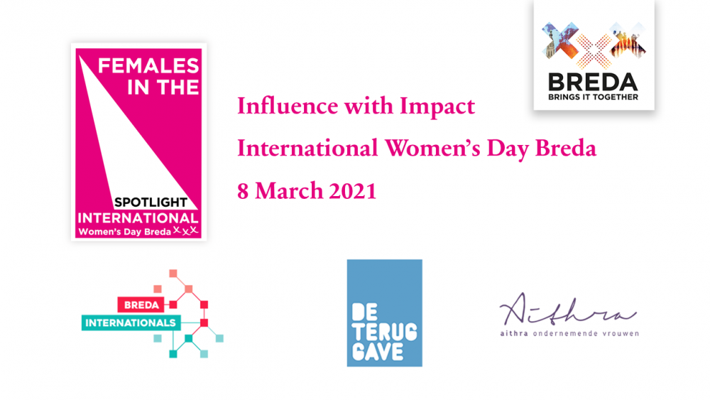 International Women's Day 2021 - Influence With Impact